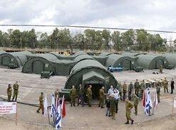 Госпиталь ЦАХАЛа (Израиль) претендует на звание лучшего лазарета в мире