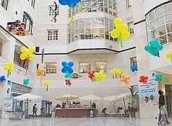 Новый нейроиммунологический центр клиники Шнайдер (Израиль)